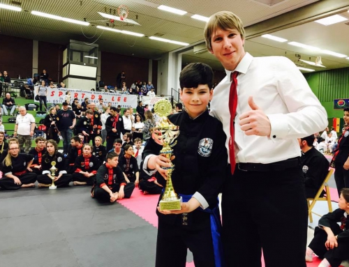 Kinder Weltmeister Luis 2017